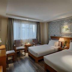Silverland Hotel & Spa 3* Номер Делюкс с различными типами кроватей фото 2