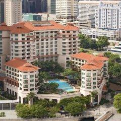 Отель Swissotel Merchant Court Singapore фото 9