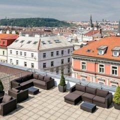 Отель Novotel Praha Wenceslas Square фото 5