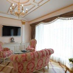 Гостиница Trezzini Palace 5* Стандартный номер с различными типами кроватей фото 21