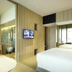 Отель PARKROYAL on Pickering Сингапур, Сингапур - 3 отзыва об отеле, цены и фото номеров - забронировать отель PARKROYAL on Pickering онлайн комната для гостей фото 4