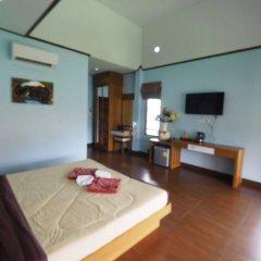 Отель Chomview Resort Ланта комната для гостей фото 2