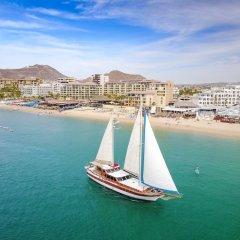 Отель Bahia Hotel & Beach House Мексика, Кабо-Сан-Лукас - отзывы, цены и фото номеров - забронировать отель Bahia Hotel & Beach House онлайн пляж