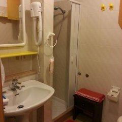 Отель Solemar Фонтане-Бьянке ванная