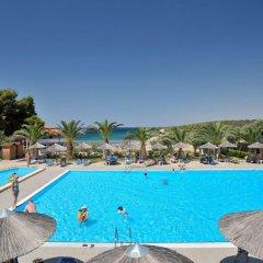 Blue Dolphin Hotel бассейн