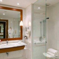 Отель Marriott Lyon Cité Internationale Франция, Лион - отзывы, цены и фото номеров - забронировать отель Marriott Lyon Cité Internationale онлайн ванная фото 2