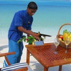 Отель Beachwood at Maafushi Island Maldives пляж фото 2