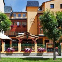 Отель Wellness Hotel Ida Чехия, Франтишкови-Лазне - отзывы, цены и фото номеров - забронировать отель Wellness Hotel Ida онлайн фото 6