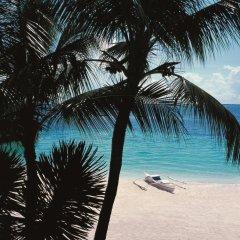 Отель Shangri-La's Mactan Resort & Spa пляж