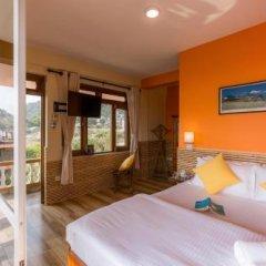 Отель Zostel Pokhara Непал, Покхара - отзывы, цены и фото номеров - забронировать отель Zostel Pokhara онлайн комната для гостей фото 5