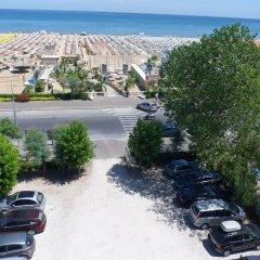 Hotel Parco dei Principi пляж