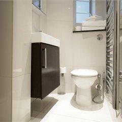 Апартаменты Fountain House Apartments Лондон ванная