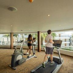 Отель Novotel Phuket Karon Beach Resort and Spa фитнесс-зал фото 3
