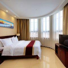 Отель Nanfang Dasha Hotel Китай, Гуанчжоу - 1 отзыв об отеле, цены и фото номеров - забронировать отель Nanfang Dasha Hotel онлайн комната для гостей