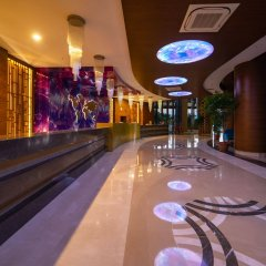 Sunmelia Beach Resort Hotel Сиде интерьер отеля фото 2