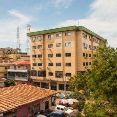 L'Almamya Hôtel & Résidence in Conakry, Guinea from 121$, photos, reviews - zenhotels.com balcony
