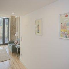 Апартаменты Liiiving In Porto Terrace & Sunny Apartment Порту интерьер отеля