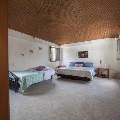 Отель Casa Ayvar Мексика, Мехико - отзывы, цены и фото номеров - забронировать отель Casa Ayvar онлайн комната для гостей фото 5