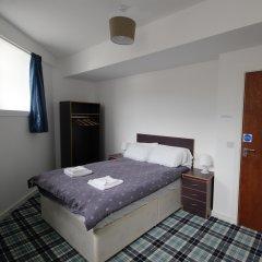 Отель Tartan Lodge Номер Делюкс с двуспальной кроватью