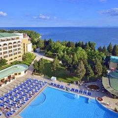 Отель Sol Nessebar Mare бассейн фото 2