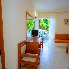 Отель Porfi Beach Hotel Греция, Ситония - 1 отзыв об отеле, цены и фото номеров - забронировать отель Porfi Beach Hotel онлайн комната для гостей