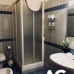 Отель Al Centro Италия, Вербания - отзывы, цены и фото номеров - забронировать отель Al Centro онлайн ванная