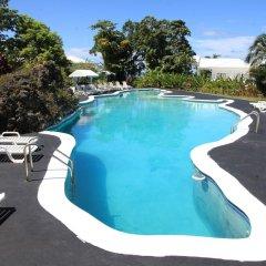 Отель Jamaica Palace Порт Антонио бассейн фото 3
