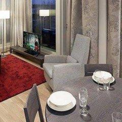 Отель Holiday Club Saimaa Superior Apartments Финляндия, Лаппеэнранта - отзывы, цены и фото номеров - забронировать отель Holiday Club Saimaa Superior Apartments онлайн комната для гостей фото 3