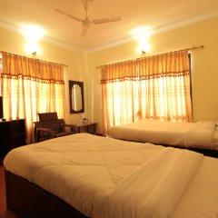 Отель Pokhara Village Resort Непал, Покхара - отзывы, цены и фото номеров - забронировать отель Pokhara Village Resort онлайн комната для гостей фото 3