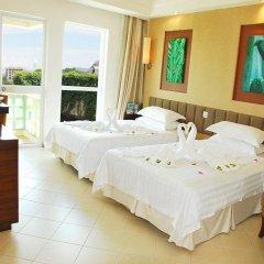 Отель Cactus Resort Sanya комната для гостей фото 2