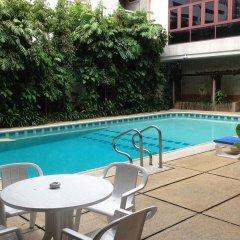 Отель Pt Court Бангкок бассейн фото 3