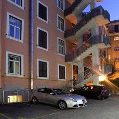 Hotel Delle Vittorie парковка