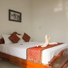 Отель Beautiful Moon Hoi An Villa комната для гостей фото 4