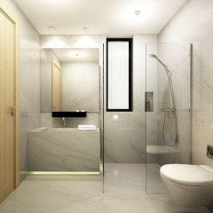 Отель MJ Luxury Suites ванная