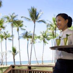 Отель JW Marriott Khao Lak Resort and Spa пляж