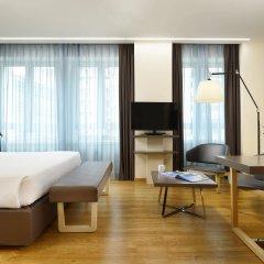 Отель UNAHOTELS Century Milano комната для гостей