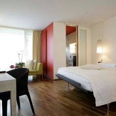 Отель Sorell Hotel Zürichberg Швейцария, Цюрих - 2 отзыва об отеле, цены и фото номеров - забронировать отель Sorell Hotel Zürichberg онлайн комната для гостей фото 4