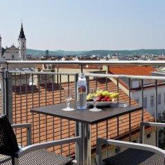 Отель Fleming's Selection Hotel Wien-City Австрия, Вена - - забронировать отель Fleming's Selection Hotel Wien-City, цены и фото номеров балкон