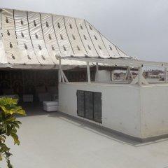 Отель Riad Dar Nawfal Марокко, Схират - отзывы, цены и фото номеров - забронировать отель Riad Dar Nawfal онлайн балкон