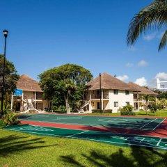Отель Allegro Playacar Плая-дель-Кармен спортивное сооружение