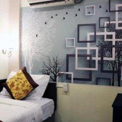 Отель Blu Mount Бангкок комната для гостей фото 5