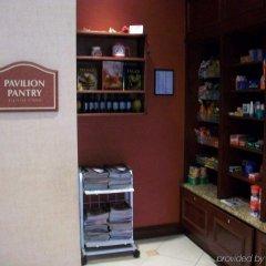 Отель Hilton Garden Inn Columbus/Polaris США, Колумбус - отзывы, цены и фото номеров - забронировать отель Hilton Garden Inn Columbus/Polaris онлайн питание фото 3