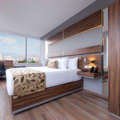 Отель Sleep Inn Ciudad de México Мехико комната для гостей фото 4