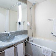 Отель Leonardo Hotel Brugge Бельгия, Брюгге - 2 отзыва об отеле, цены и фото номеров - забронировать отель Leonardo Hotel Brugge онлайн ванная фото 2
