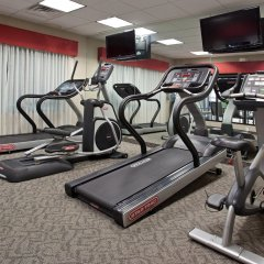 Отель Holiday Inn Columbus - Hilliard Колумбус фитнесс-зал