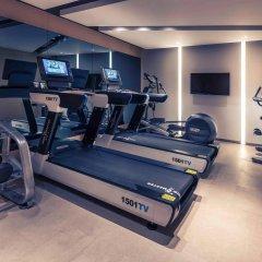 Отель Mercure Shanghai Royalton фитнесс-зал