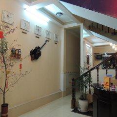 Отель Violet - Bui Thi Xuan Hotel Вьетнам, Далат - отзывы, цены и фото номеров - забронировать отель Violet - Bui Thi Xuan Hotel онлайн интерьер отеля фото 3