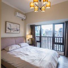 Отель Seven Hotel Dongmen Laojie Branch Китай, Шэньчжэнь - отзывы, цены и фото номеров - забронировать отель Seven Hotel Dongmen Laojie Branch онлайн комната для гостей фото 4