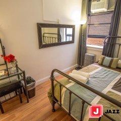 Отель Jazz On The Park Hostel США, Нью-Йорк - 1 отзыв об отеле, цены и фото номеров - забронировать отель Jazz On The Park Hostel онлайн комната для гостей фото 2