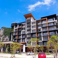 Отель Sea Seeker Krabi Resort пляж фото 2